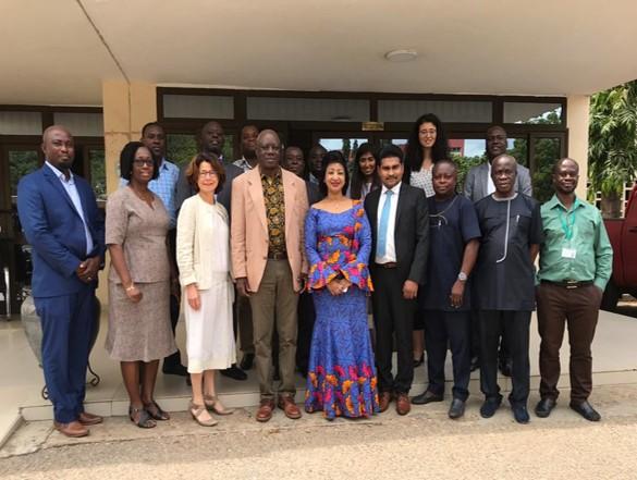 Ghana kick-off meeting