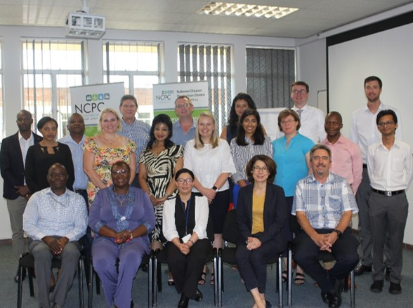 South Africa kick-off meeting